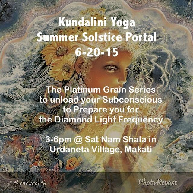Summer Solstice Portal