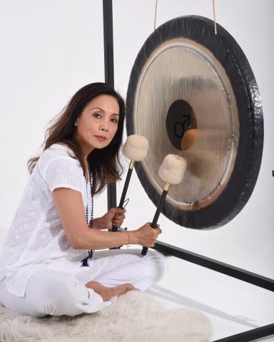 Internationally certified Level 2 Kundalini Yoga teacher Rosan Cruz